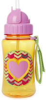 Skip Hop Forget Me Not Heart Straw Bottle