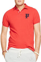 Polo Ralph Lauren Big and Tall Custom Fit Mesh Polo Shirt