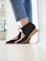 Jeffrey Campbell Serena Mini Wedge by at Free People
