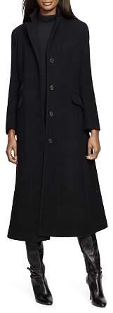 Ralph Lauren Maxi Reefer Coat