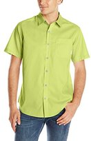 Columbia Men's Thompson Hill Solid Short-Sleeve Shirt