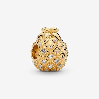 Pandora Sparkling Pineapple Charm