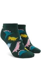 Forever 21 FOREVER 21+ Dinosaur Ankle Socks