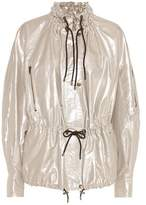 Isabel Marant Lux metallic jacket