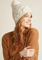 ModCloth Comfy in Confetti Hat