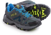 Fila Ascente 15 Hiking Shoes (For Little and Big Boys)
