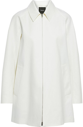 Theory Caban Cotton-drill Jacket