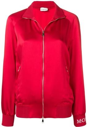 Moncler zip up jacket