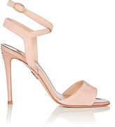 Paul Andrew WOMEN'S LAURA SUEDE & PATENT LEATHER SANDALS