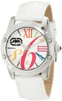 Ecko Unlimited Rhino by Women's E8M013MV Fashionable Color-Infused Watch