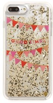 Kate Spade Good Times Confetti Iphone 7 & 7 Plus Case - Metallic