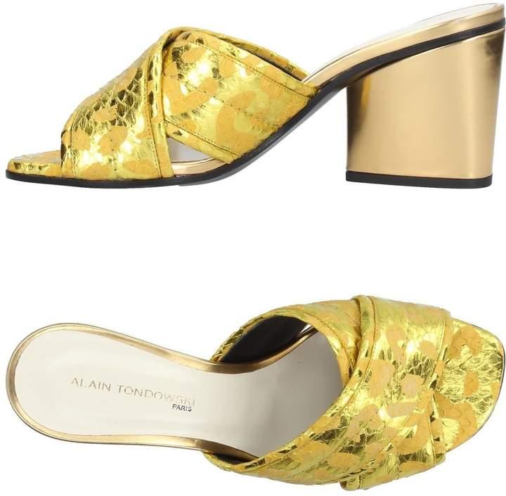 Alain Tondowski Sandals - Item 11226676