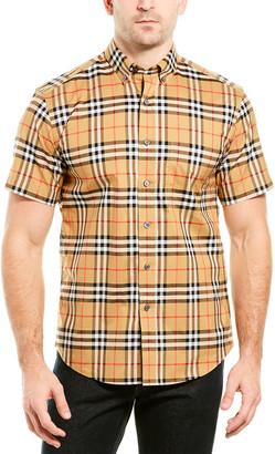 Burberry Vintage Check Woven Shirt