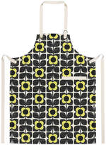 Orla Kiely Scribble Square Flower Apron