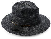 Vince Camuto Cotton Slub Yarn Panama Hat