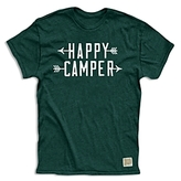 Original Retro Brand Boys' Happy Camper Tee - Little Kid