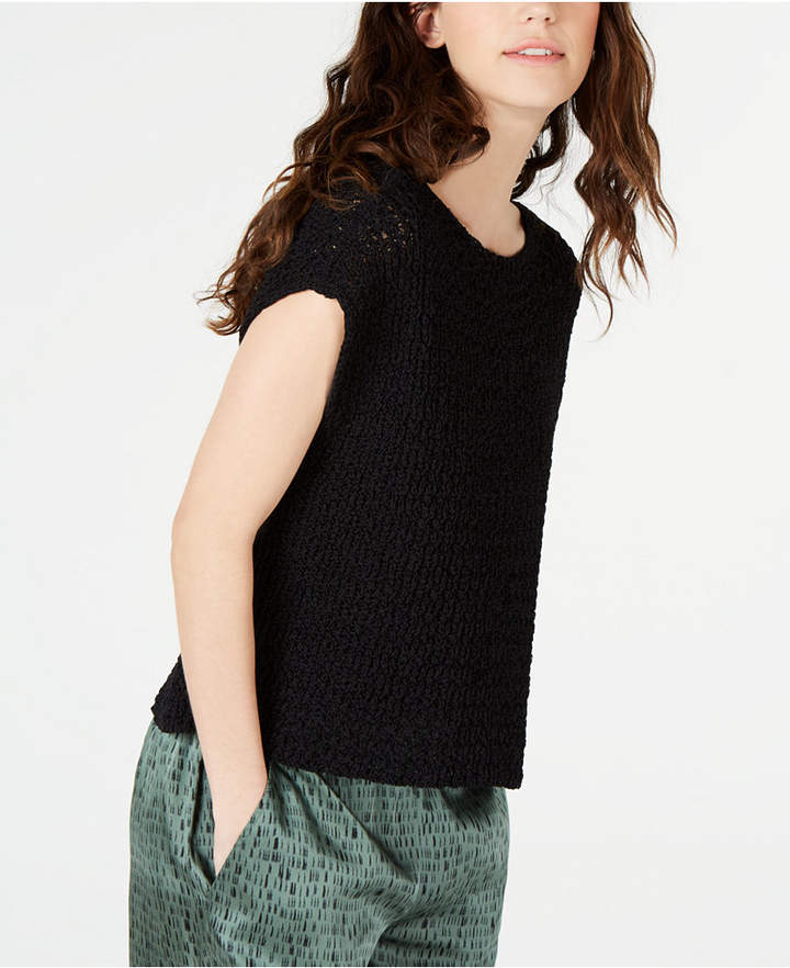 Eileen Fisher Woven Top