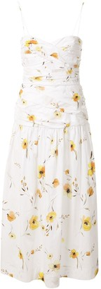 Bec & Bridge Bec + Bridge Colette floral midi dress
