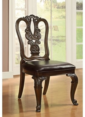 Hokku Designs Solid Wood Dining Chair