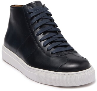 Magnanni Elias Mid Leather Sneaker
