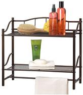 "Creative Bath Complete 20"" W x 18"" H Bathroom Shelf"