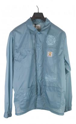 Brain Dead Blue Synthetic Jackets
