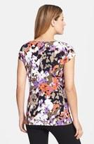 HUGO BOSS Floral Print Top
