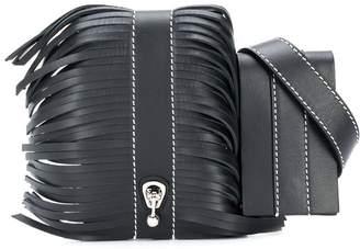 Ermanno Scervino fringed belt bag