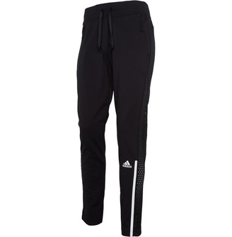 adidas Womens Z.N.E. Mesh Sweat Pants Black