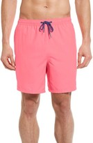 Vineyard Vines Men's 'Solid Bungalow' Swim Trunks