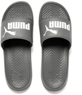 Puma Popcat Slide Sandals Grey/white