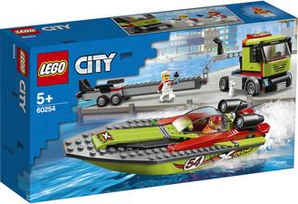 Lego City Great Vehicles: Race Boat Transporter (60254)