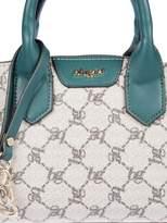 Blugirl Logo Pattern Shoulder Bag