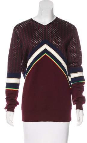 Celine Silk & Wool Sweater