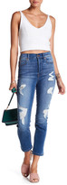 Level 99 Riley High Rise Distressed Jean