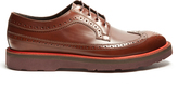 Paul Smith Grand raised-sole leather brogues