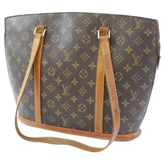 Louis Vuitton \N Brown Cloth Handbags