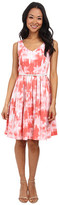 Calvin Klein Printed Cotton Dress CD5G8655
