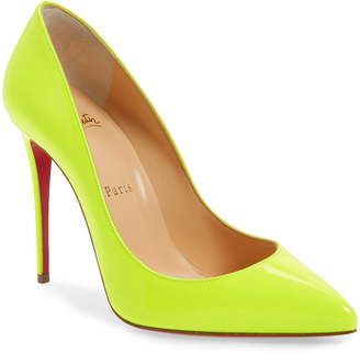 Christian Louboutin Pigalle Fluo Pump