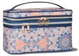 Sonia Kashuk Double Zip Train Case Makeup Bag - Medallion