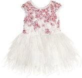 Nanette Lepore Soutache & Mesh Dress, Baby Girls (0-24 months)