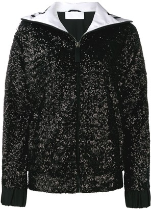NO KA 'OI Sequined Track Jacket