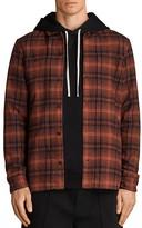 AllSaints Lowell Regular Fit Button-Down Shirt