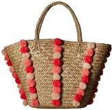 Seafolly Pom Pom Beach Basket Bags