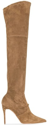 Jennifer Chamandi Alessandro over-the-knee boots