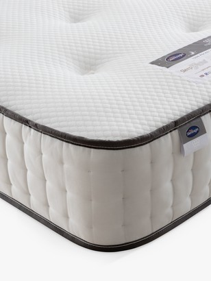 Silentnight Sleep Genius 1200 Pocket Memory Mattress, Soft/Medium Tension, Single
