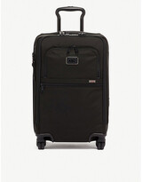 Tumi Alpha 3 carry-on four wheel suitcase