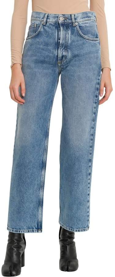 Maison Margiela High Rise Jeans