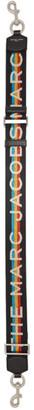 Marc Jacobs Multicolor Rainbow Logo Bag Strap