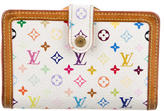 Louis Vuitton Multicolore French Purse Wallet
